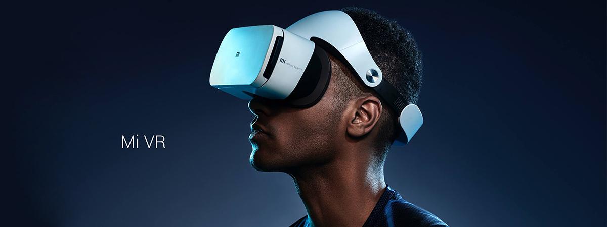 هدست هوشمند واقعیت مجازی شیائومی