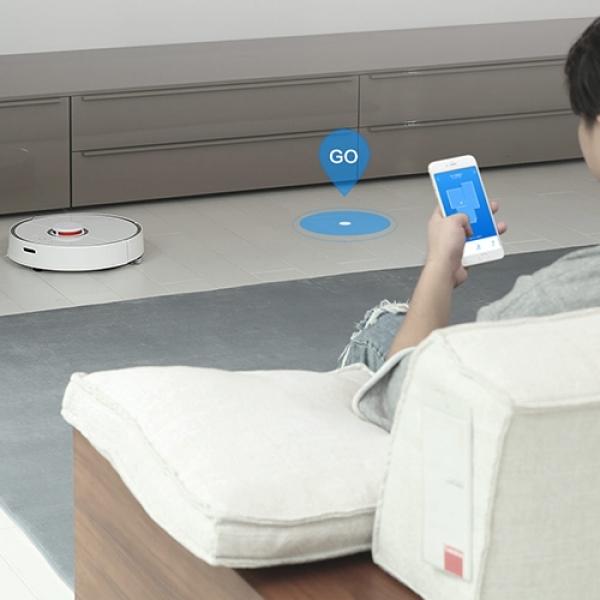 جاروبرقی رباتی هوشمند شیائومی