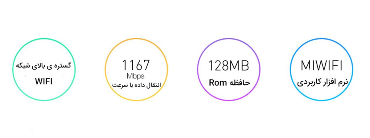 روتر ۳ شیائومی نسخه گلوبال