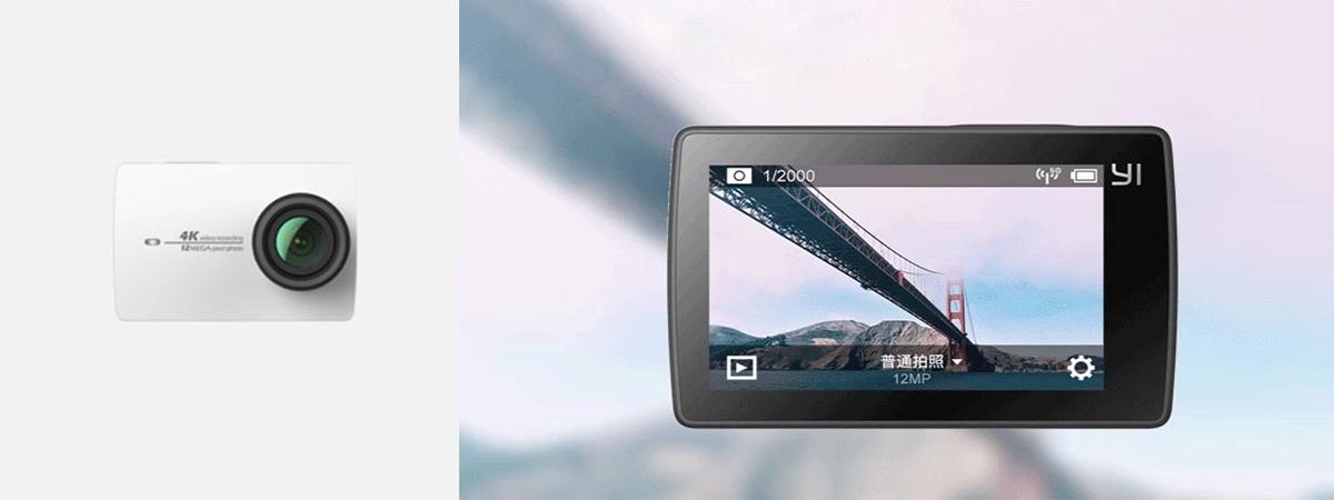 دوربین ورزشی ۴K شیائومی نسخه گلوبال