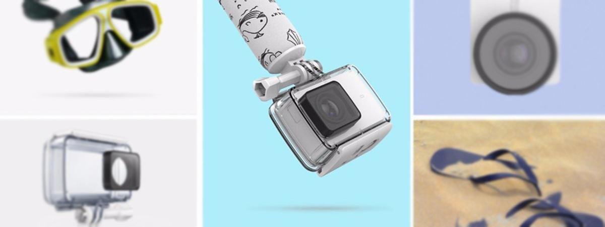 مونوپاد دوربین ورزشی 4k شیائومی