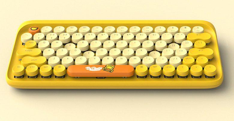 کیبورد مکانیکی The B.Duck