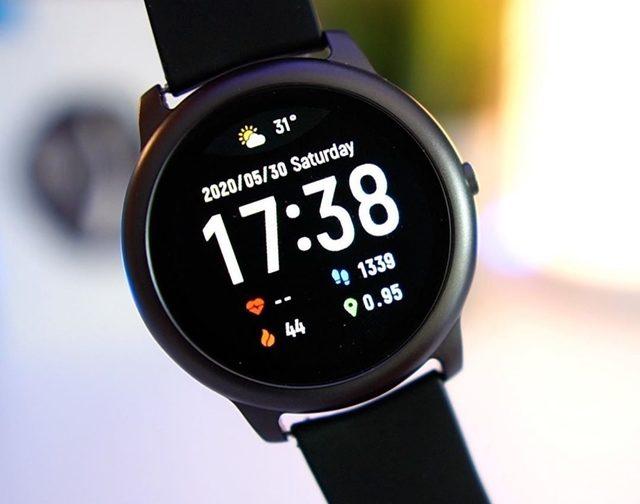 ساعت هوشمند شیائومی مدل Haylou LS05 Solar
